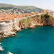 Dubrovnik walls — Stock Photo #4337818