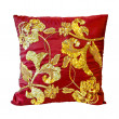 Royalty-Free Stock Photo: Burgundy pillow
