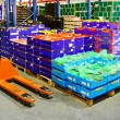 Fruits warehouse — Stock Photo #4375193