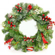 wreath — Stock Photo