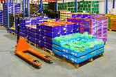 Fruits warehouse — Foto de Stock
