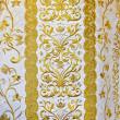 Holy golden pattern — Stock Photo