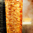 Stock Photo: Kebab meat
