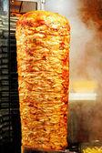 Carne de kebab — Foto de Stock