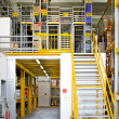 Stock Photo: Warehouse rooms