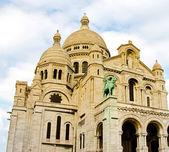 巴黎大教堂 — 图库照片