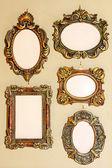 Small frames — Stock Photo