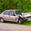Car collision — Stock Photo #4572109