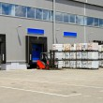 Distribution warehouse — Stock Photo #4636408