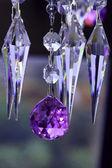 Crystal pendants — Stock Photo