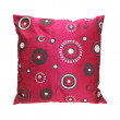 Circles pillow — Stock Photo