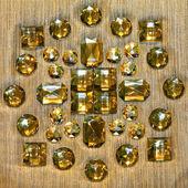 Decoração de cristal — Foto Stock