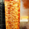 Giros Kebab - Stock Photo