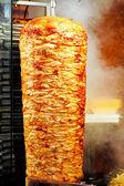 Giros Kebab — Stock Photo