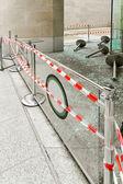 Vandalism destruction — Stock Photo