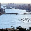 Nile River Cairo — Stock Photo #4851398