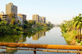 Nile canal — Stock Photo