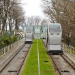 Stock Photo: Funicular transport
