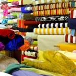 Textile rolls — Stock Photo #4871433