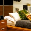 Stock Photo: Modern Bed