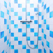 Shower inside — Stockfoto