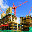 Building construction 2 — Stock Photo #4879192