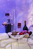 Noel buz — Stok fotoğraf