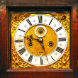 Old clock — Foto de Stock