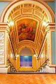 Stairway ceiling — Stock Photo