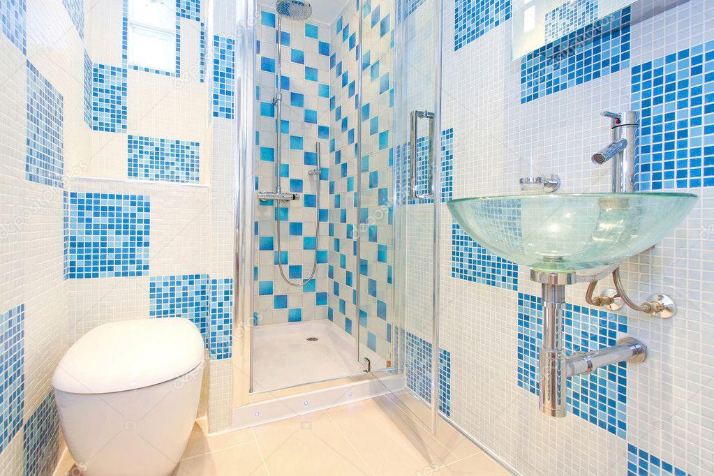 Ванная комната мозаика и плитка дизайн маленькие
