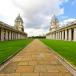 Greenwich campus — Foto Stock