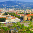 Florence east panorama — Stock Photo