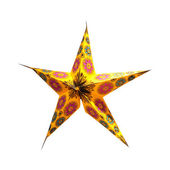 Yellow star — Stock Photo
