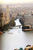 Nil kahire — Stok fotoğraf