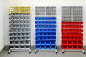 Warsztaty półki — Zdjęcie stockowe