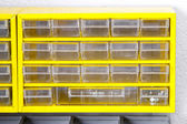 Gele plank — Stockfoto