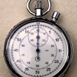 Stock Photo: Analogue stopwatch
