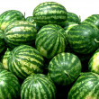 Watermelons isolated — Foto de Stock
