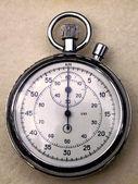Analogue stopwatch — Stock Photo