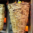 doner kebab — Stock Photo