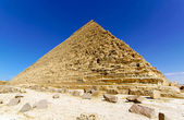 Pyramide of Kharfe — Stock Photo