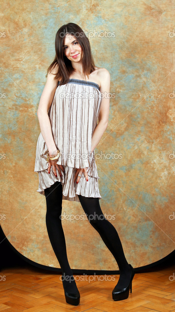 Very Skinny Woman 117