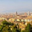 Florence Tuscany panorama - Stock Photo