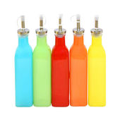 Kitchenware bottles — Stock Photo