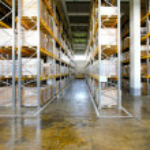 Warehouse — Stock Photo #5078914