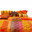 Bed color — Stock Photo #5126047