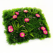 Grass artificial — Stock Photo