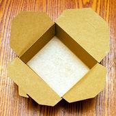 Box kartong — Stockfoto