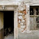 Abandoned home — Stock Photo
