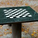 Chess marble — Stock Photo